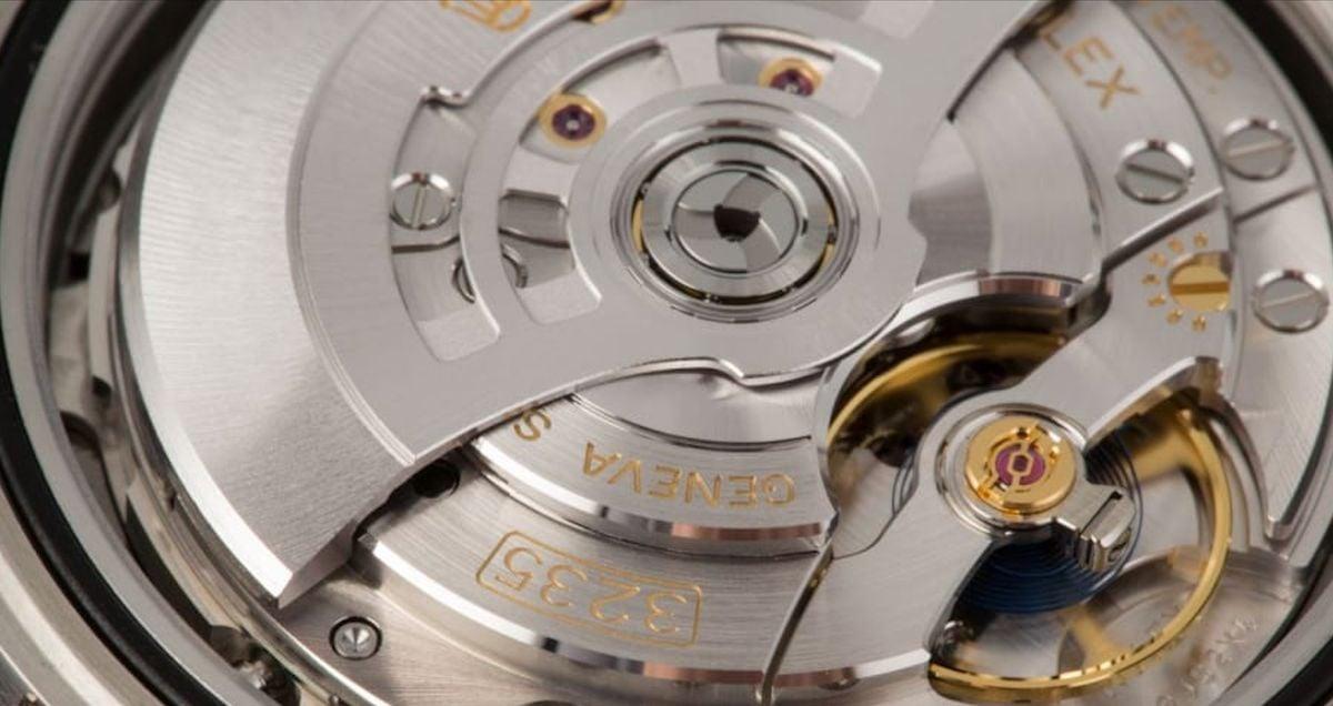 Rolex Submariner Caliber 3235 Movement