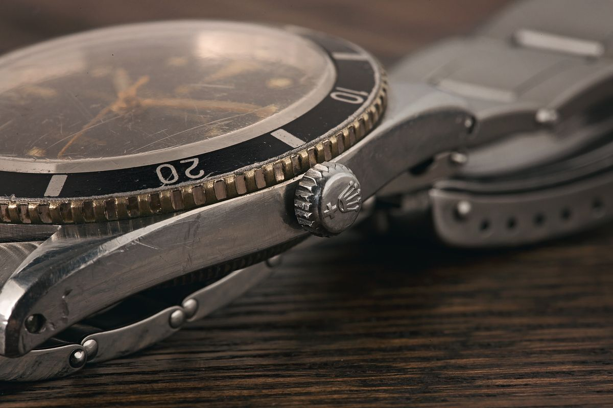 Vintage Rolex Submariner Reference 6204