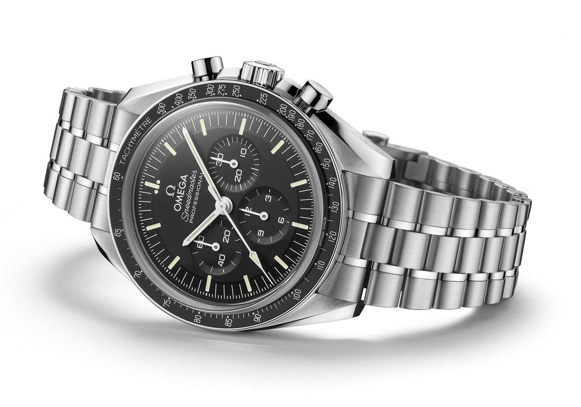 Omega Speedmaster Moonwatch Co-Axial Caliber 3861