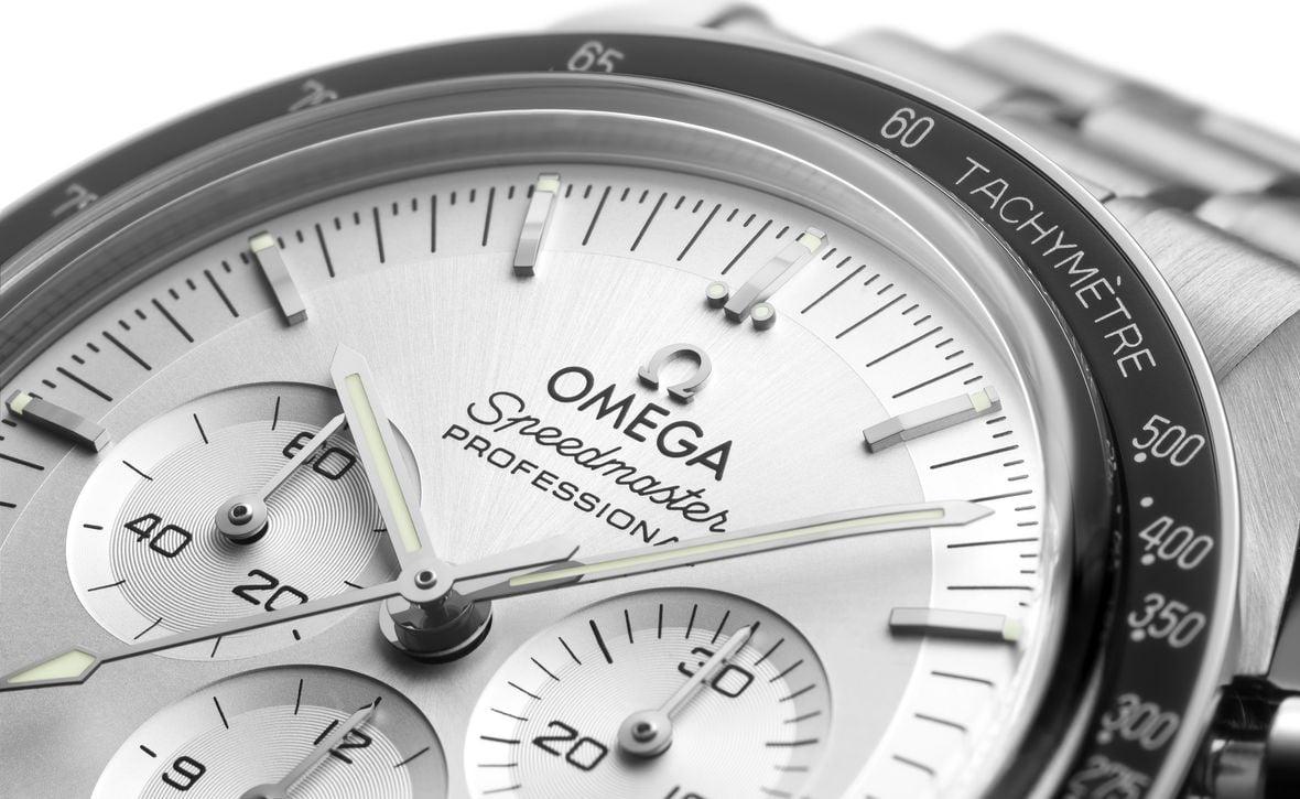 Omega Speedmaster Moonwatch Caliber 3861 Movement