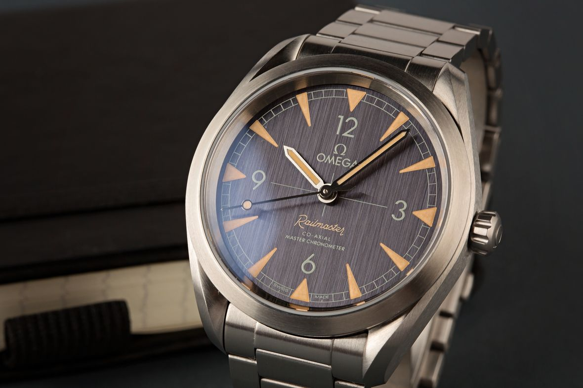 Best Omega Watches Under 5K Railmaster Co-Axial