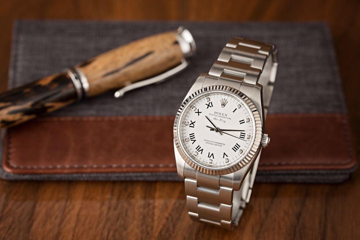 Rolex Air-King 114234 34mm