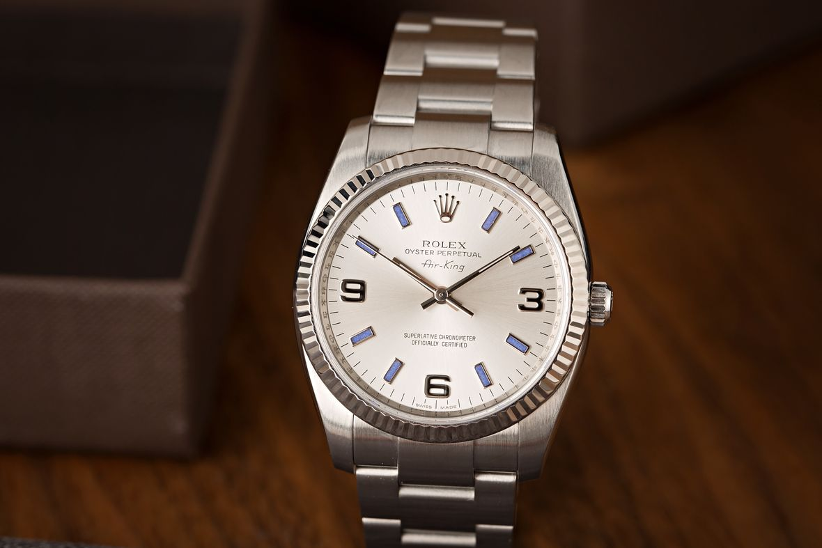 Rolex Valentines Day Buying Guide Air-King