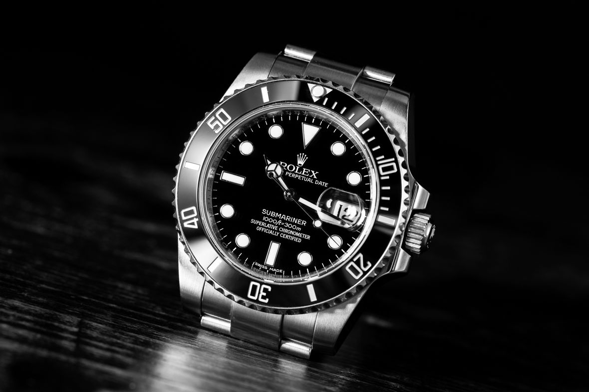 Rolex Submariner 116610 Black
