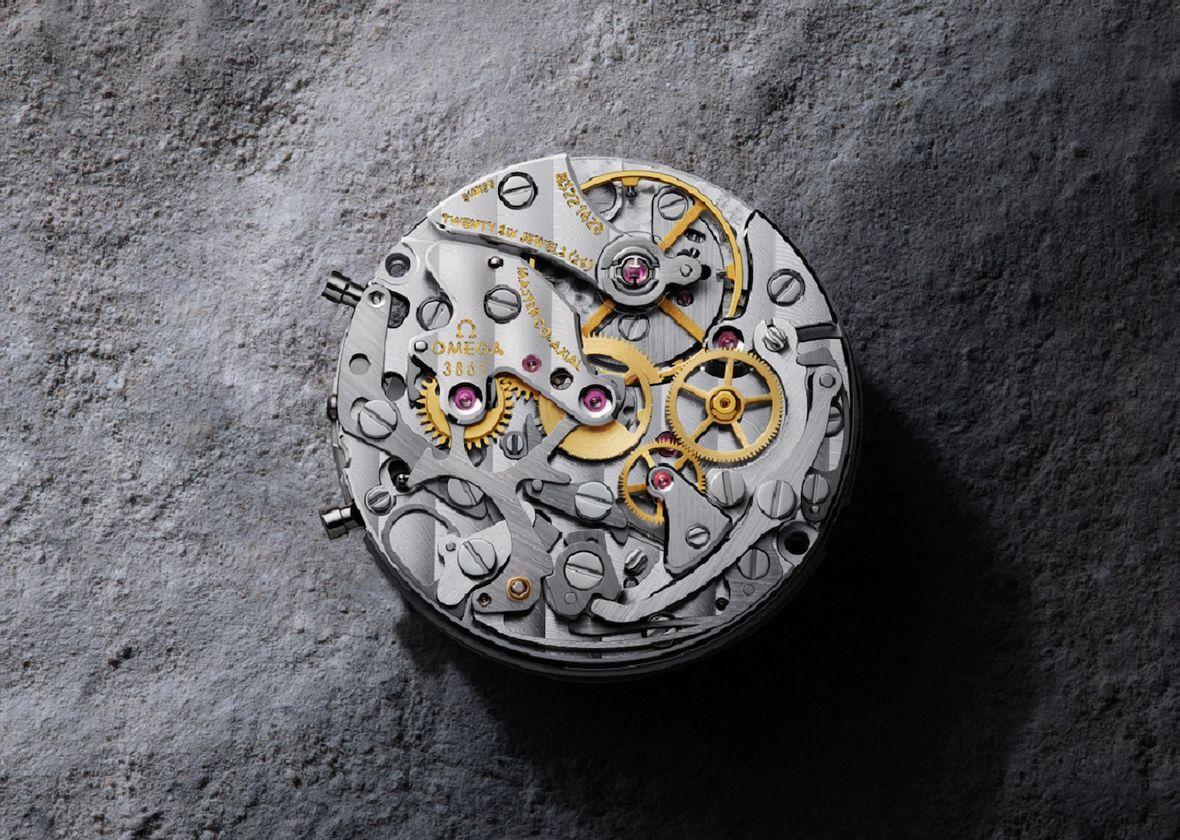 Omega Master Chronometer Co-Axial Caliber 3861 Movement
