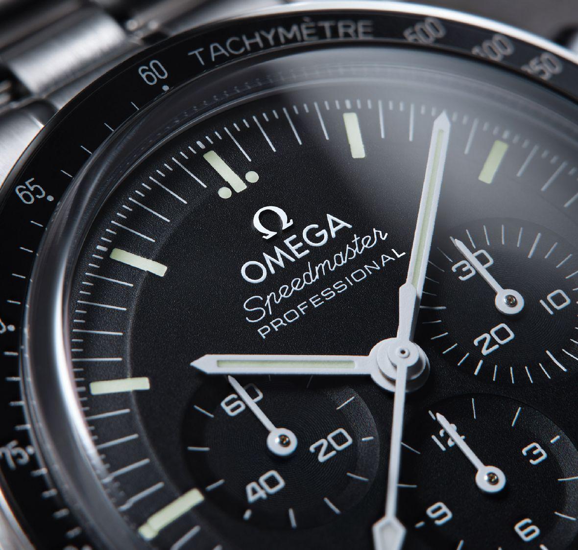 Omega Speedmaster Co-Axial Caliber 3861