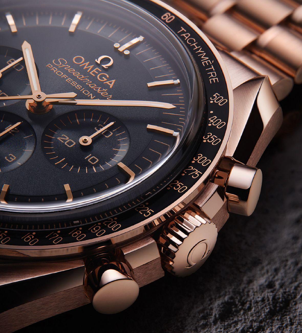 Omega Speedmaster Moonwatch Master Chronometer Caliber 3861