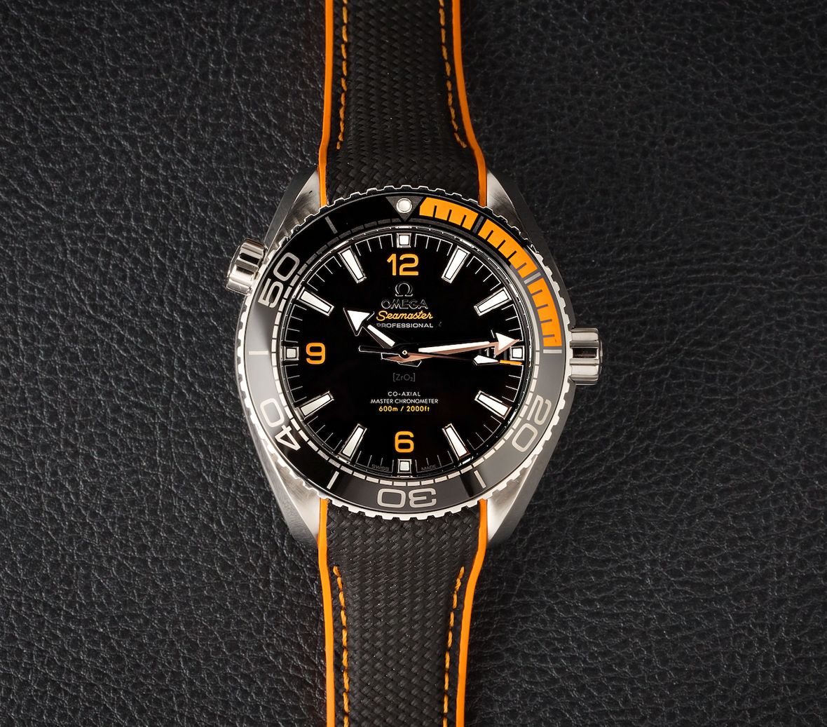 Best Omega Watches Under 5K Seamaster Planet Ocean