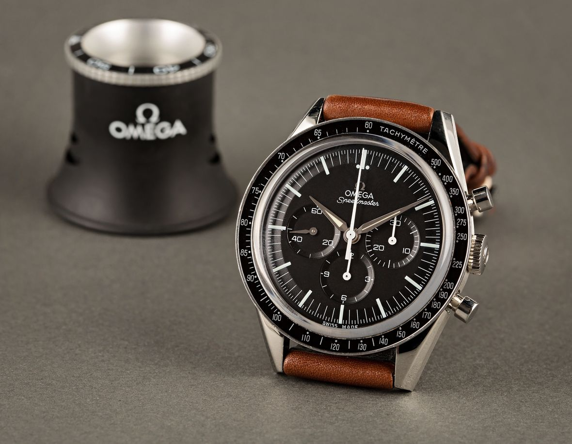 Omega Speedmaster FOiS First Omega in Space