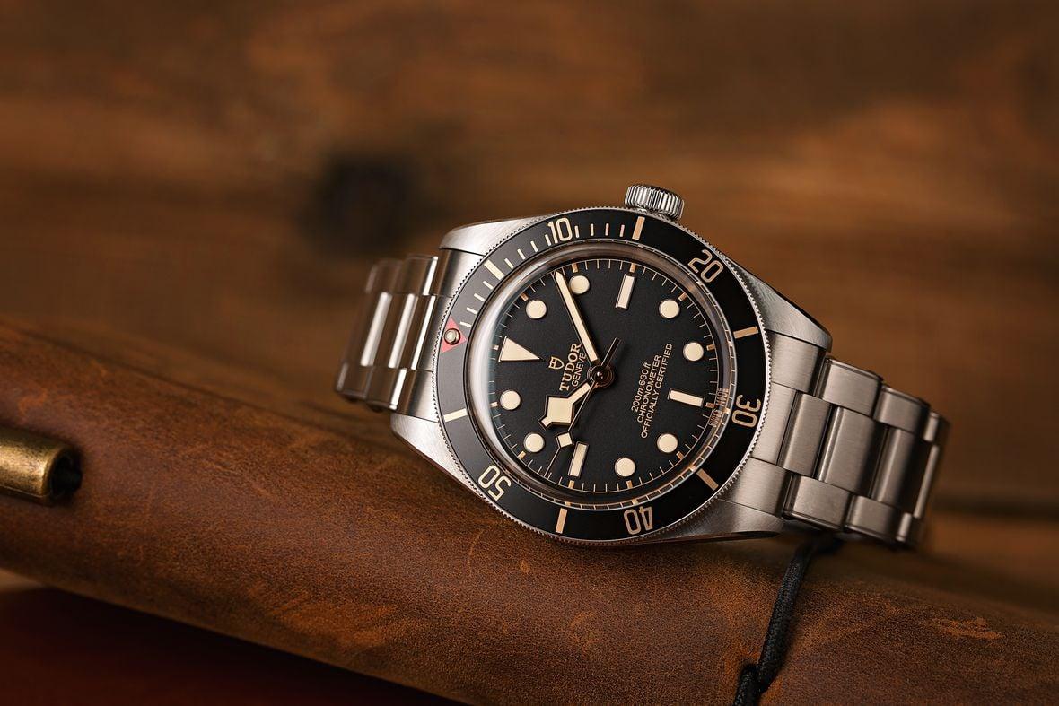 Tudor Black Bay Fifty-Eight Black