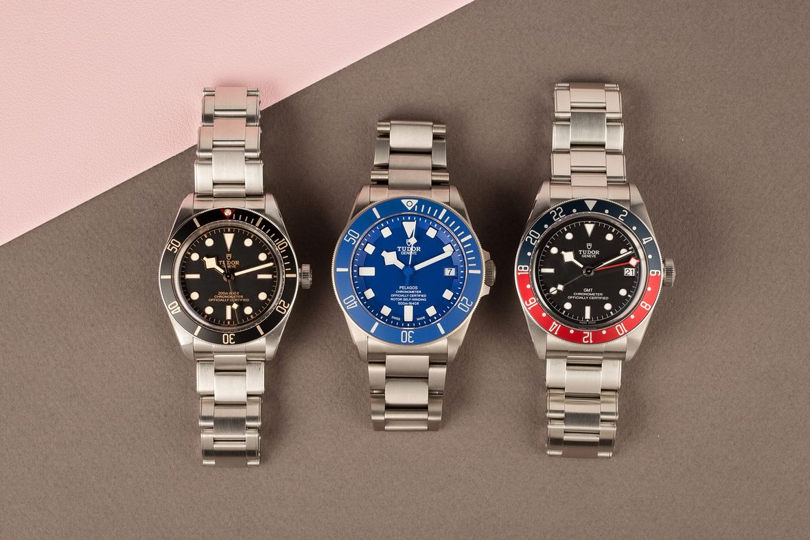 Best Watches for Valentine's Gifts Tudor Watch