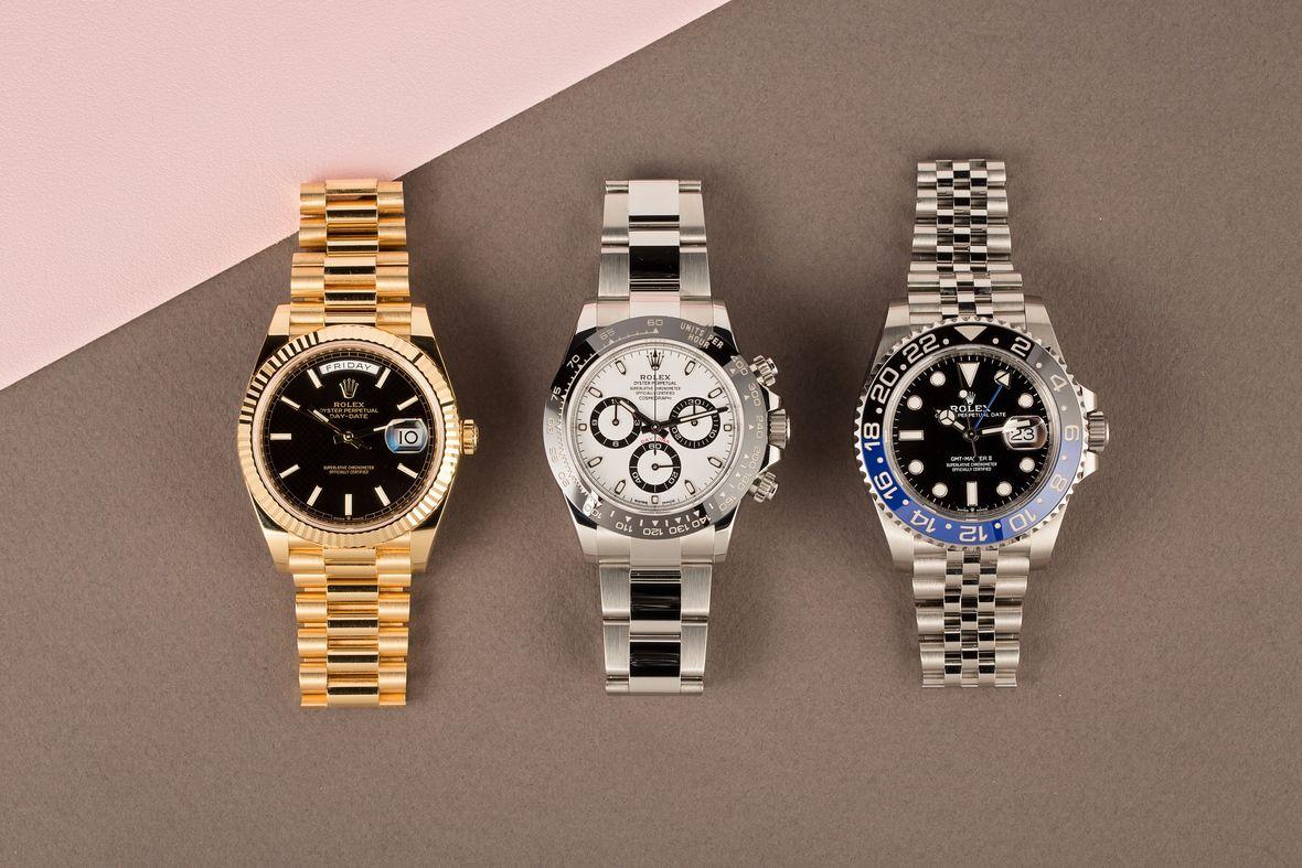 Best Watches for Valentine's Gifts Rolex Watch