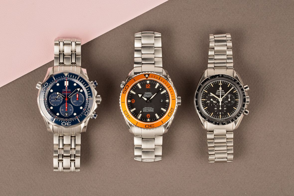 Best Watches for Valentine's Gifts Omega Watch