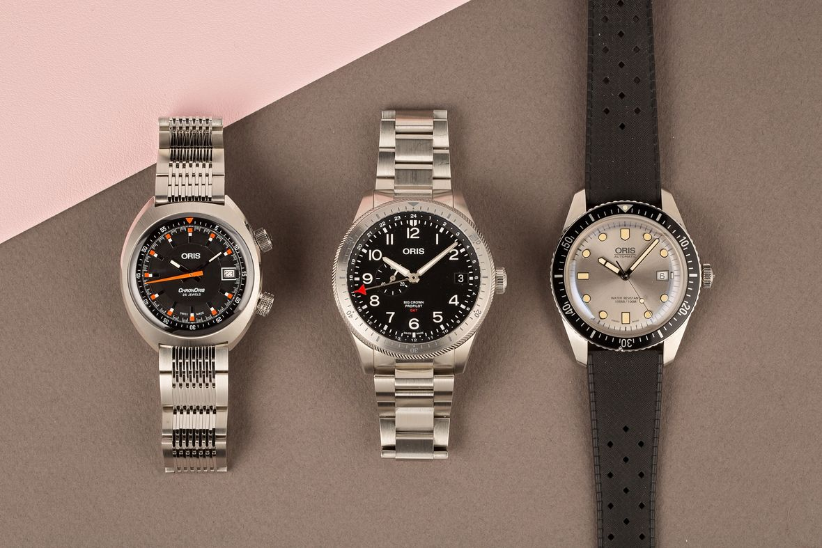 Best Watches for Valentine's Gifts Oris Watch