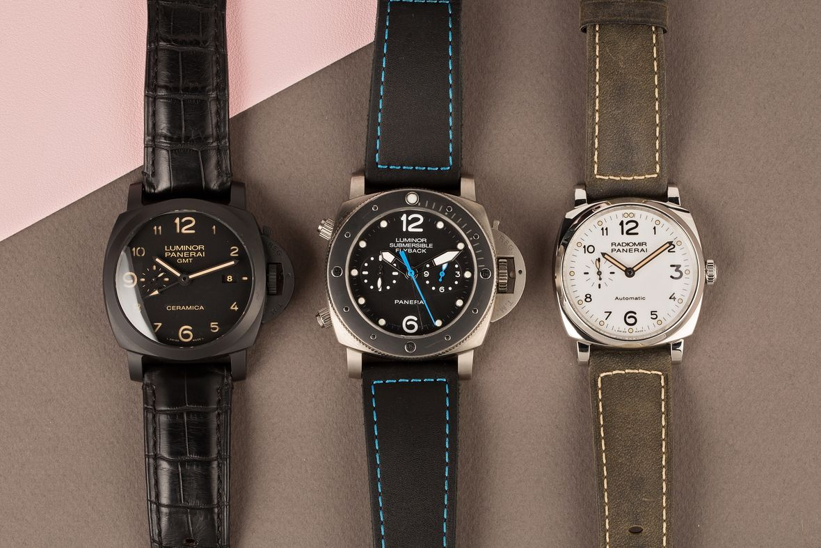 Best Watches for Valentine's Gifts Panerai Watch