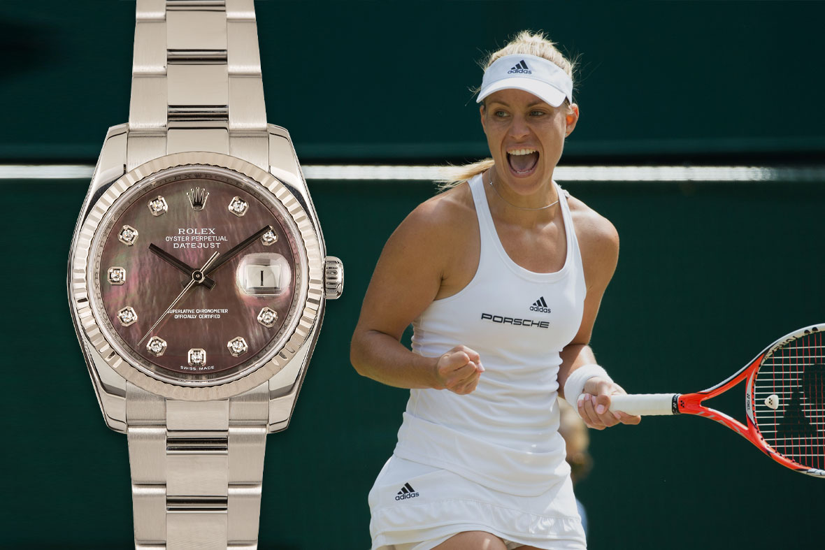 Rolex Tennis Angelique Kerber Datejust