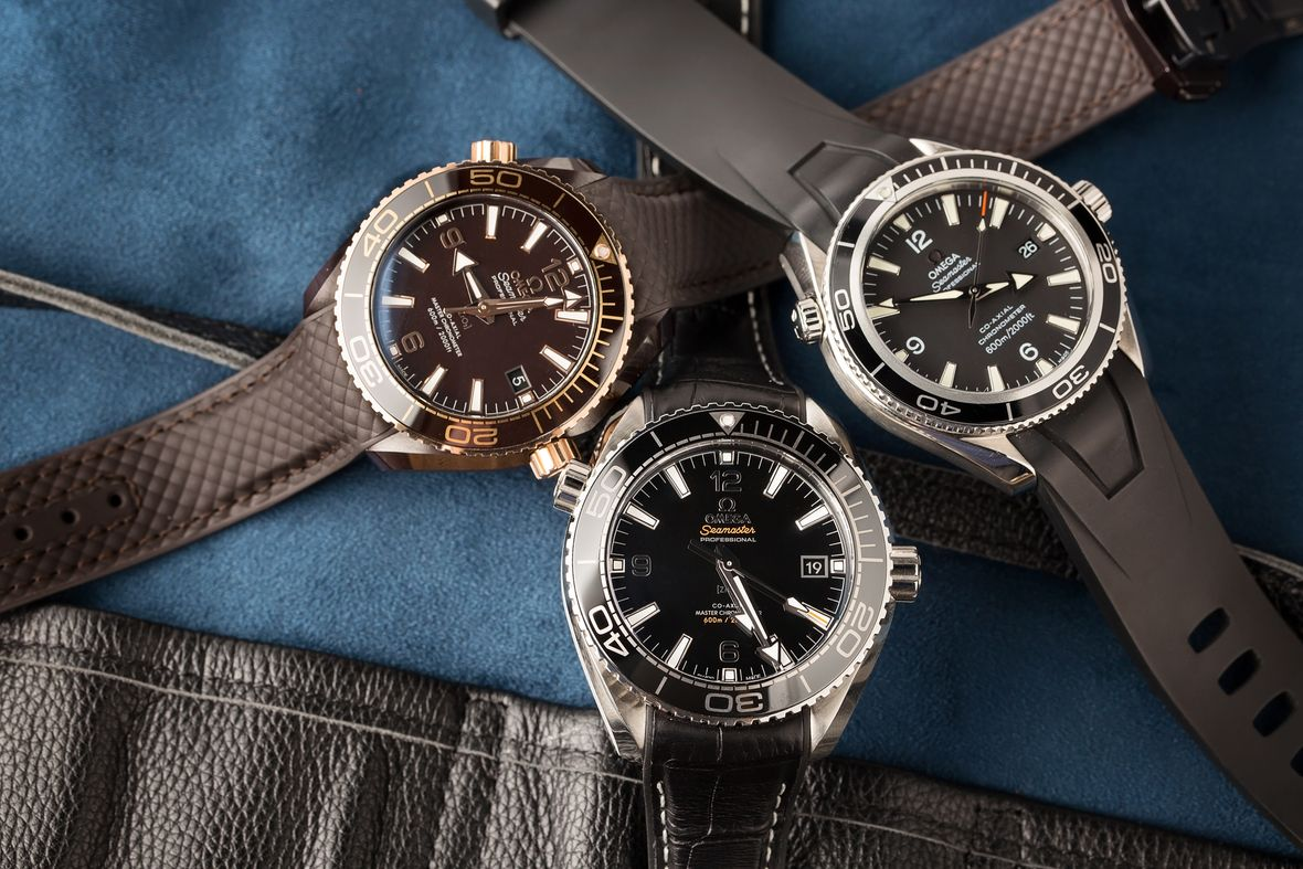 Best Omega Planet Ocean Seamaster Watches