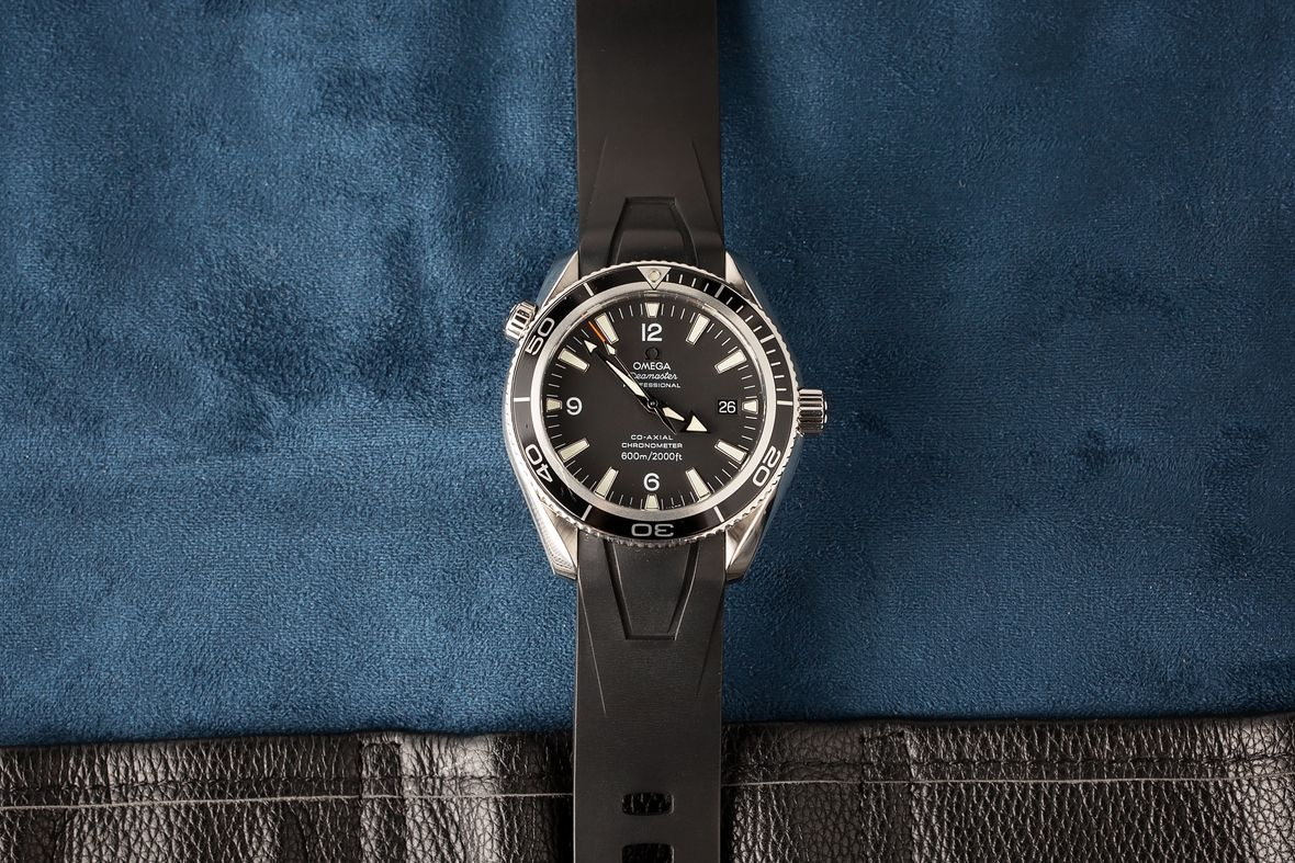 Best Omega Seamaster Planet Ocean Watch