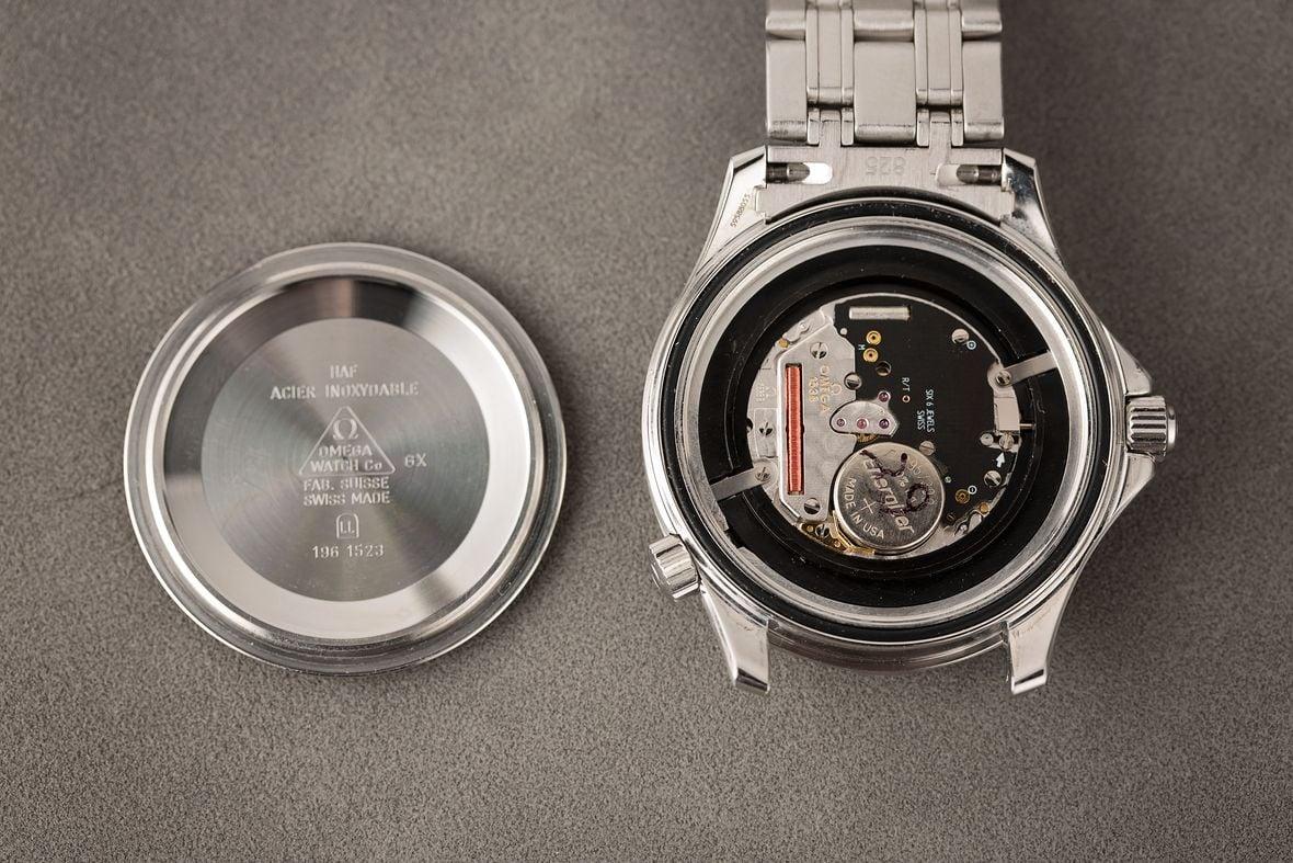 James Bond Omega Seamaster Professional Diver 300M Quartz Movement