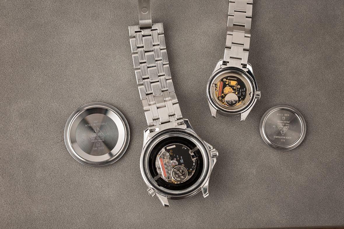 Quartz Omega Watches