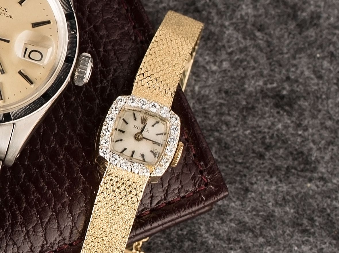 Most Affordable Rolex Watch Vintage Cocktail Watch