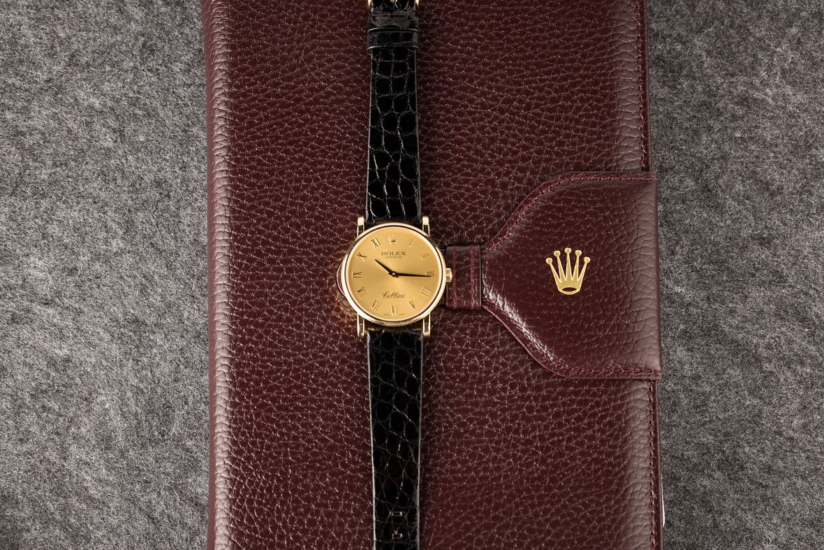 Cheapest Rolex Watch Cellini 5115