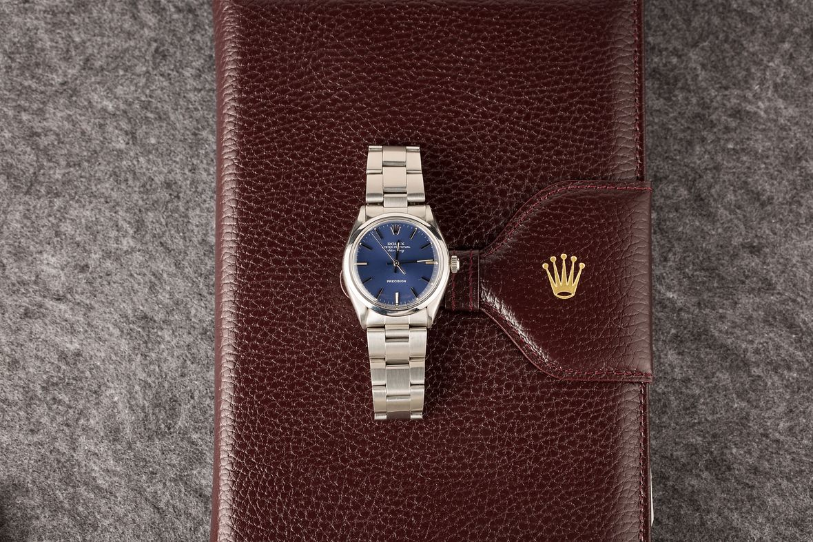Cheapest Rolex Watch Air-King 5500