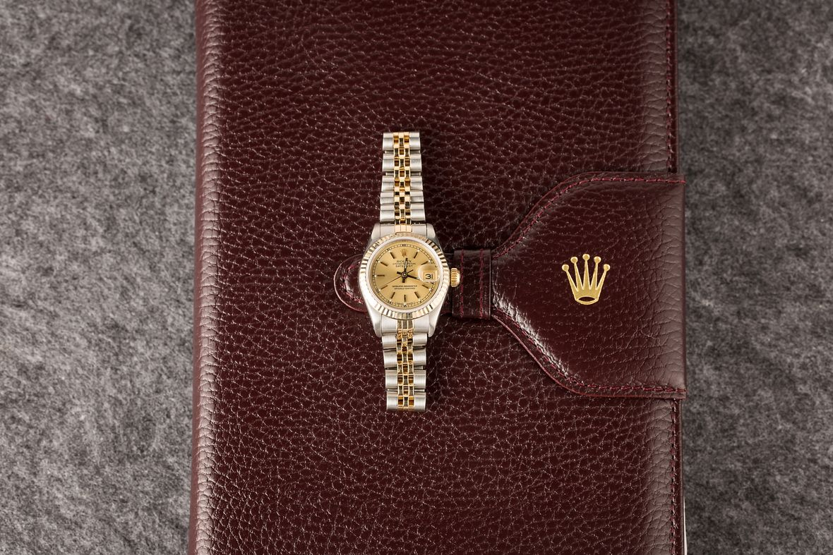 Most Affordable Rolex Watch Lady-Datejust 69173