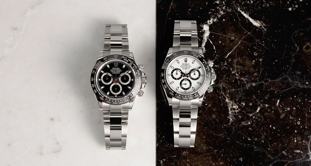 Why Is the Rolex Daytona So Hard to Find 116500 Stainless Steel Ceramic Bezel