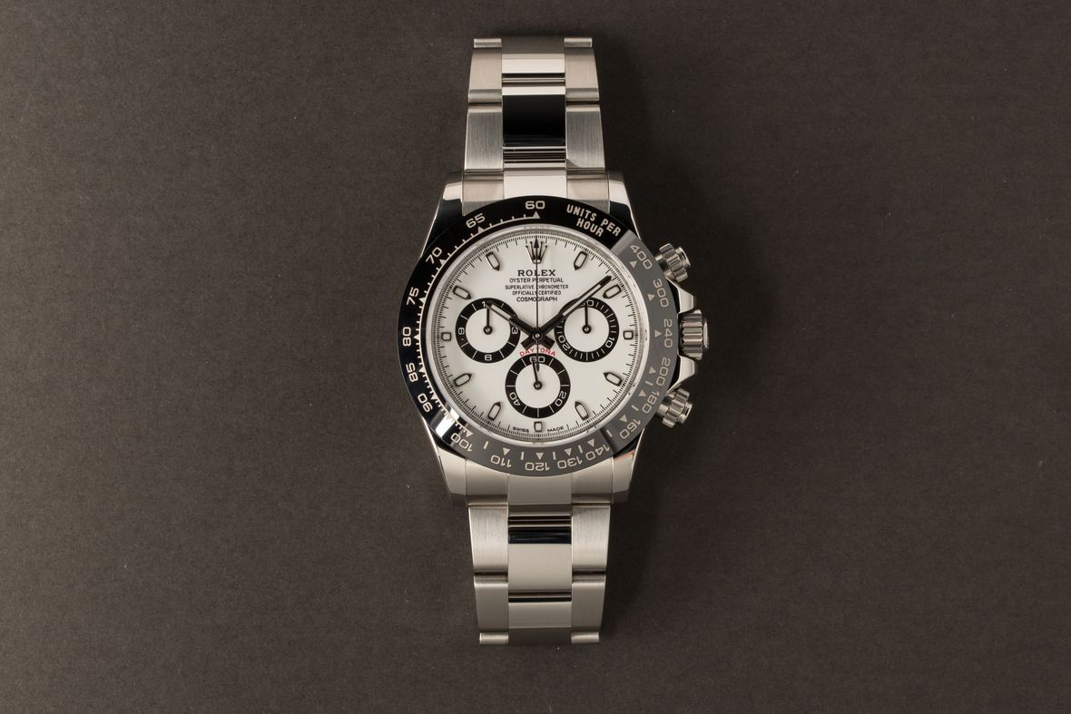 Why Is the Rolex Daytona So Hard to Find 116500LN Ceramic Bezel