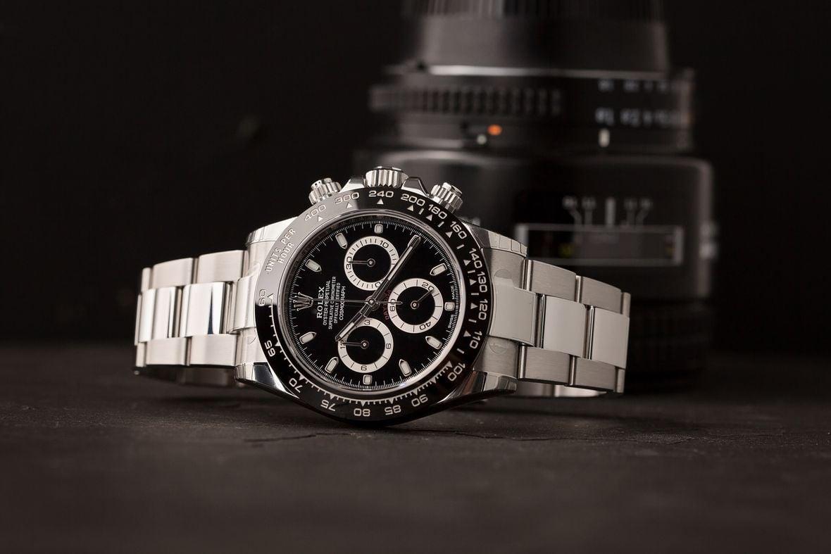 Rolex Daytona 116500 Review Guide Ceramic Steel 116500LN Black Dial