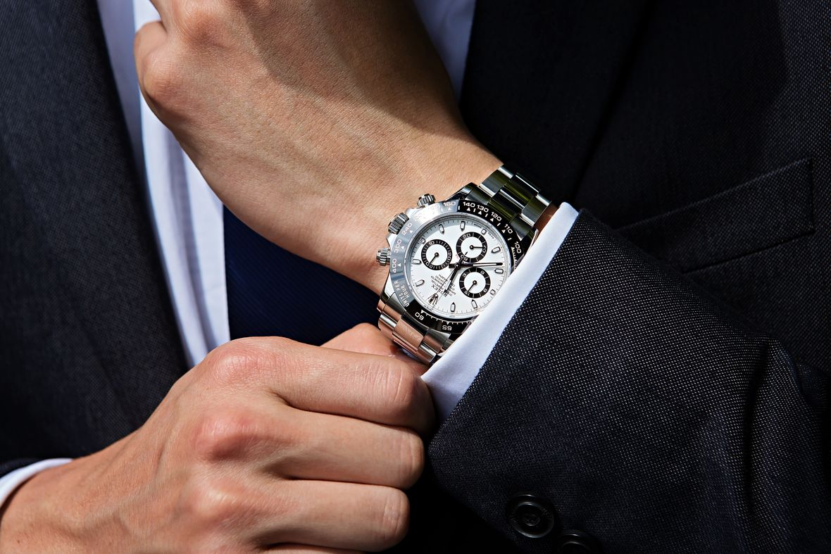 Why the Stainless Steel Rolex Daytona Is So Hard to Find 116500LN Cerachrom Bezel