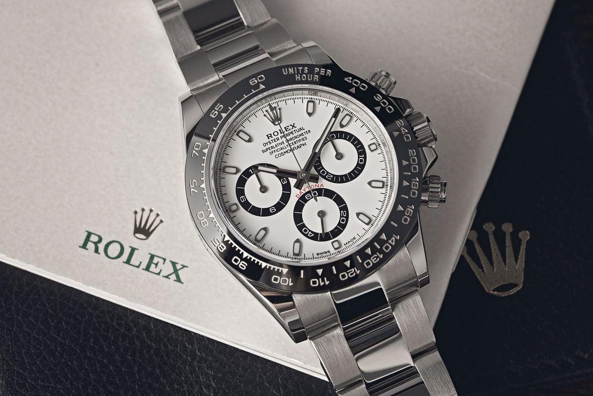 Rolex Daytona 116500 Review Guide White Dial 116500LN