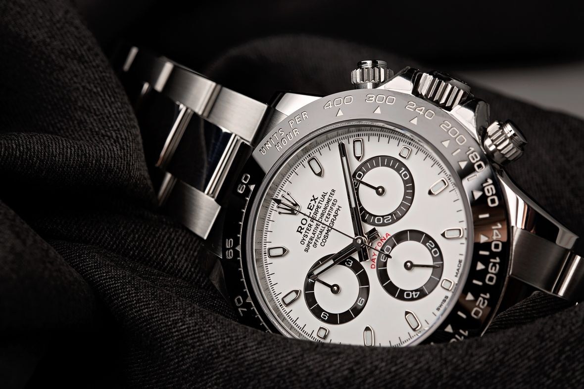 Rolex Daytona 116500 Review Guide Stainless Steel 116500LN