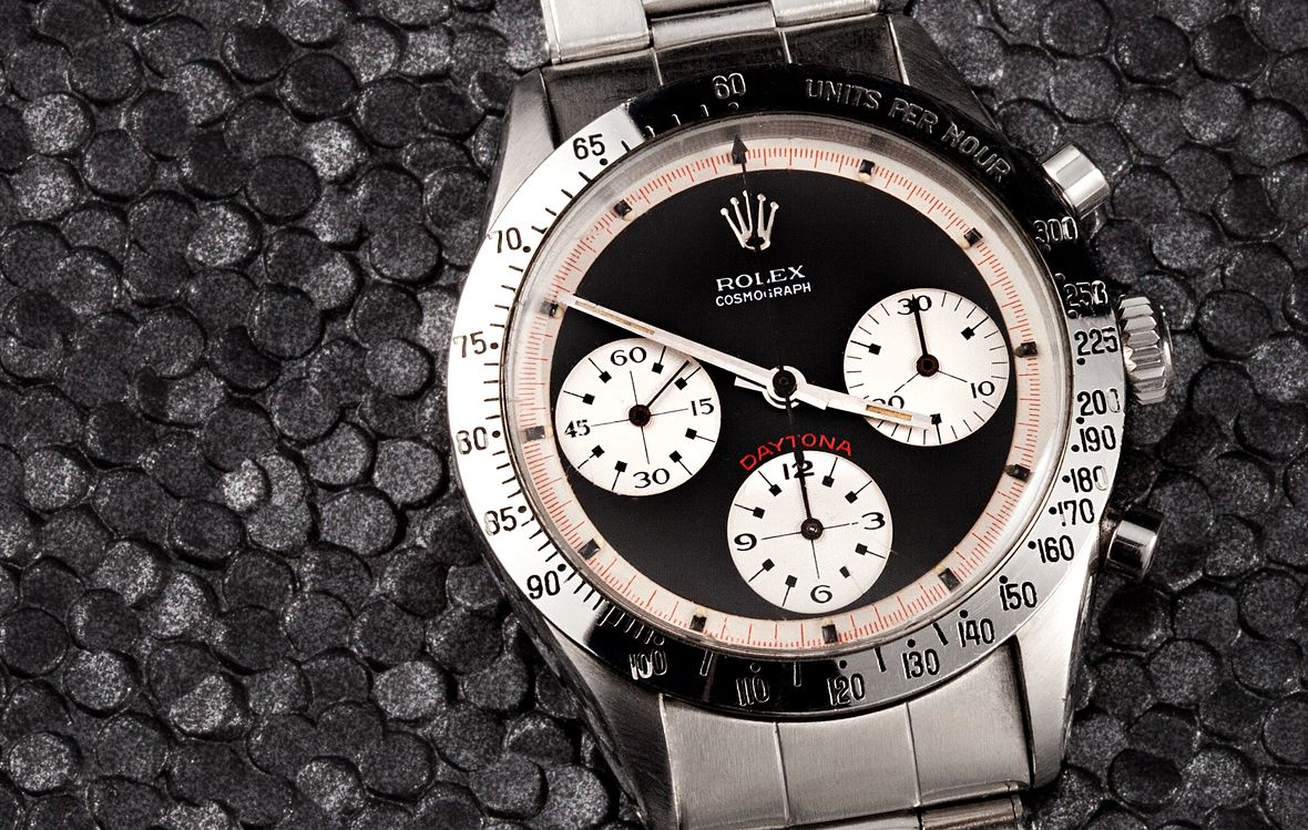 Why Is the Vintage Rolex Daytona Paul Newman Dial So Hard to Find