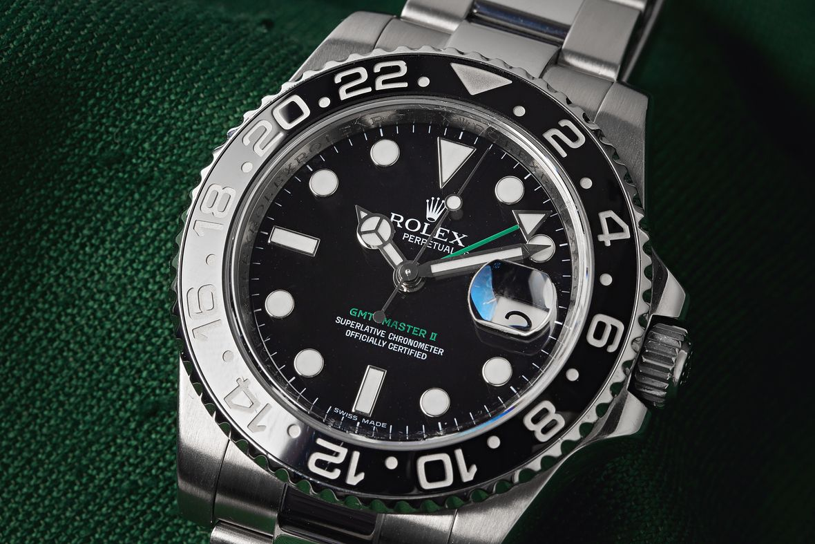 What Is the Meaning of Rolex GMT Rolex Watch 116710 LN Green