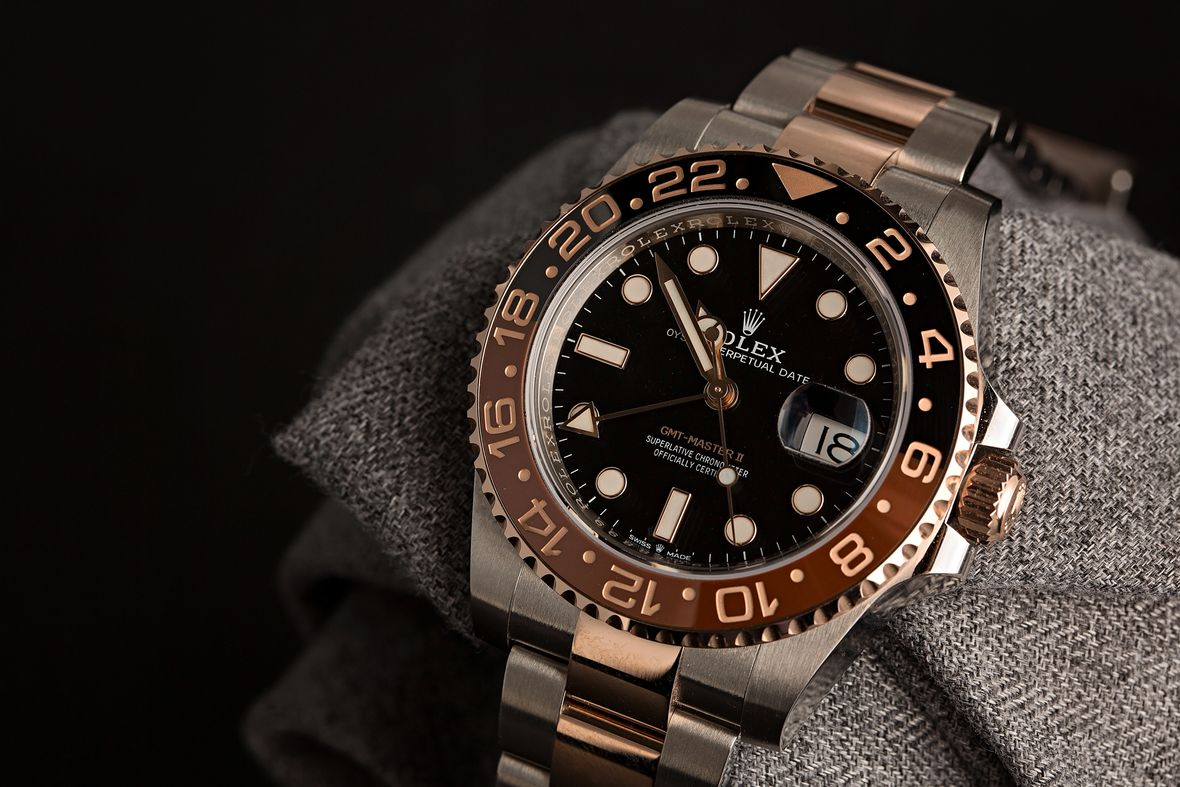 What Is the Meaning of GMT-Master Rolex Watches 126711 CHNR Root Beer Bezel