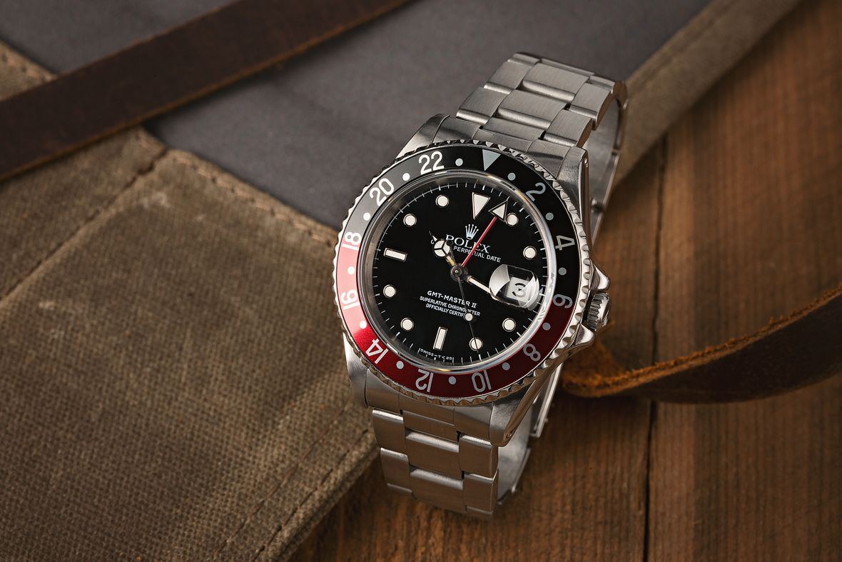 What Does GMT Mean Rolex Watches 16760 Coke Bezel
