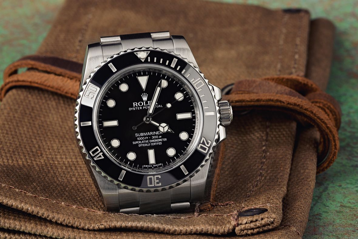 Is the Rolex submariner no-date a good watch? 114060 Cerachrom