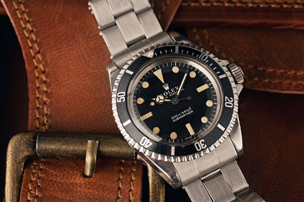 Is the Rolex submariner a good dive watch to buy? Vintage Sub 5513 Matte dial