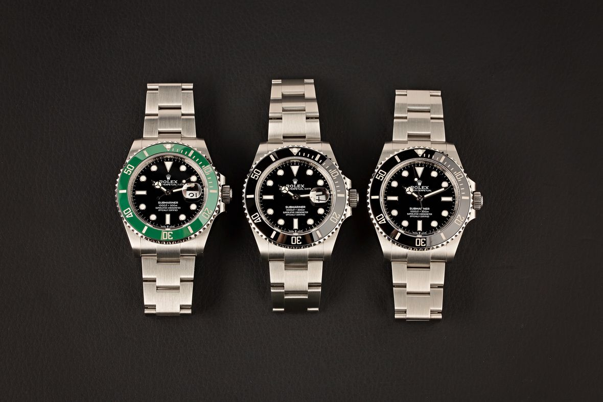 What Is the Difference Between the Rolex Submariner and the Rolex Sea-Dweller?