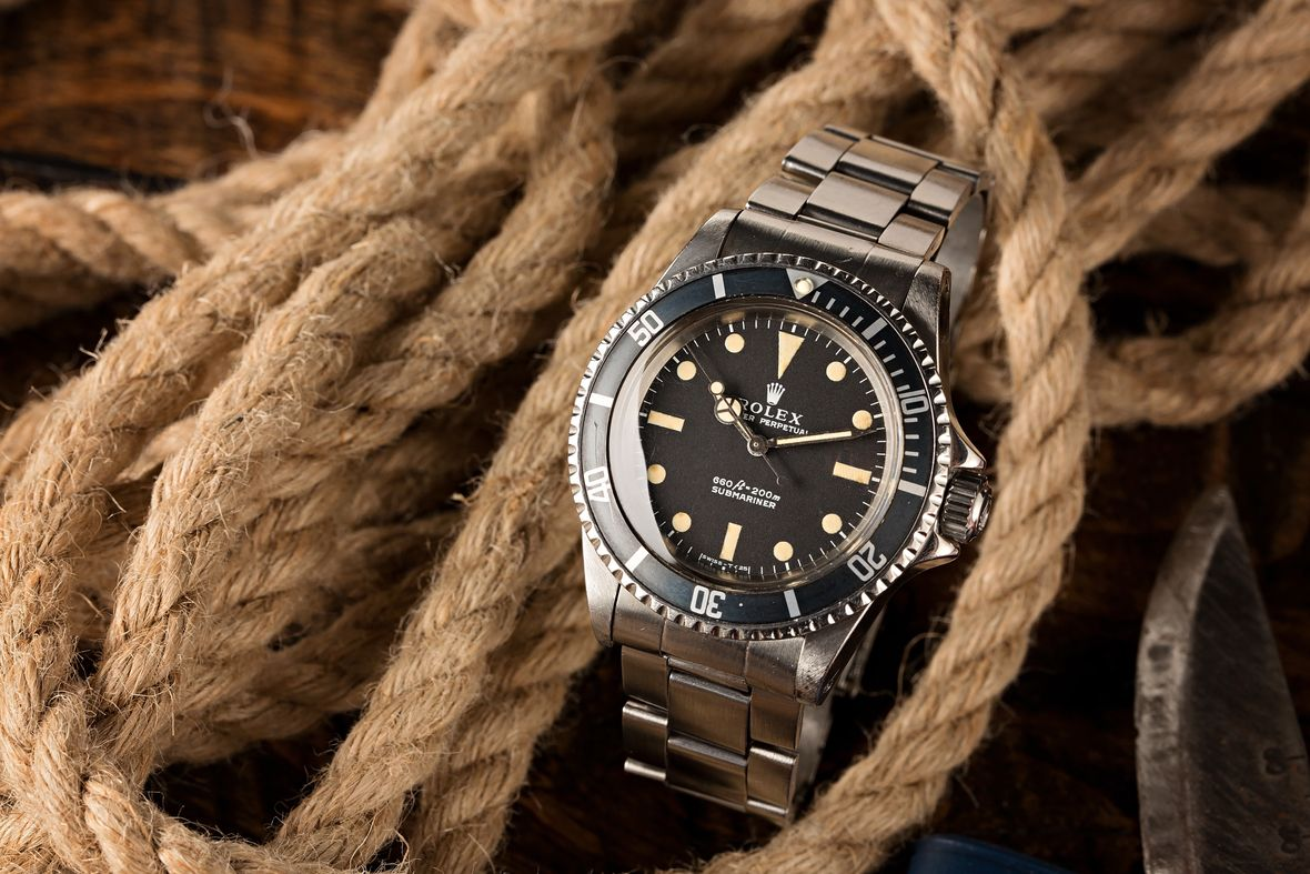Is the Vintage Rolex submariner a good watch to buy? 5513
