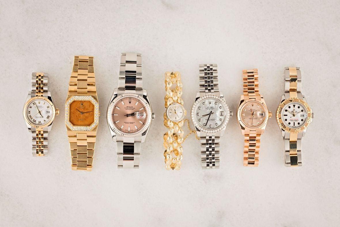 Women Rolex Ladies Watches