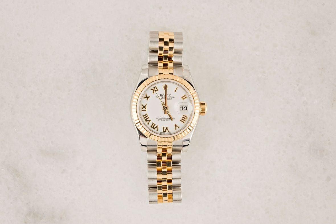Ladies Rolex Lady Datejust