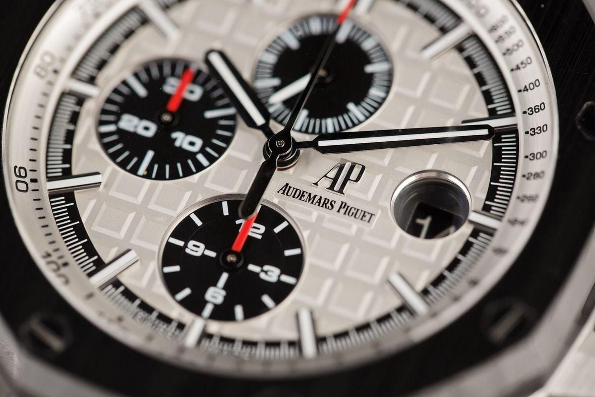 Audemars Piguet Royal Oak Offshore Chronograph Dial