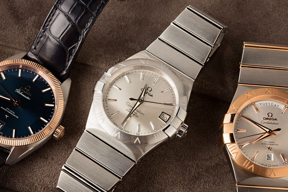 Omega ConstellationWatch Collection