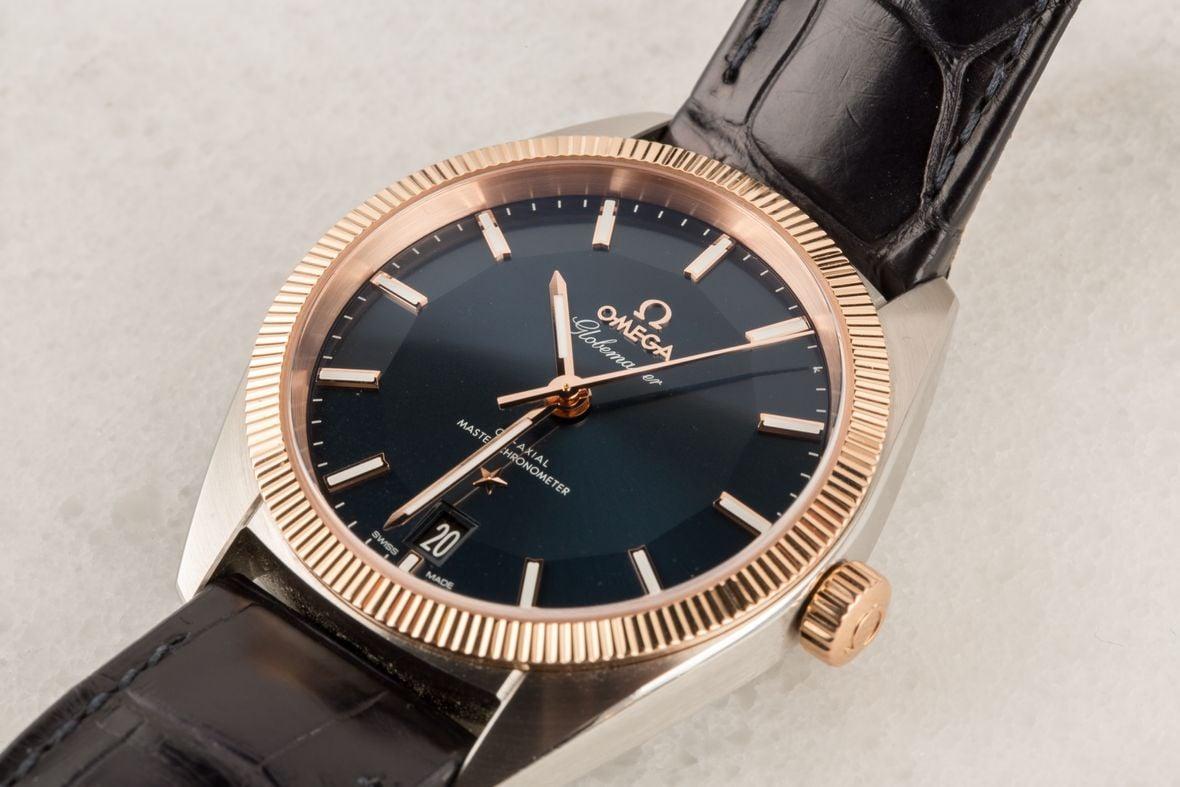 Omega ConstellationGlobemaster Watch