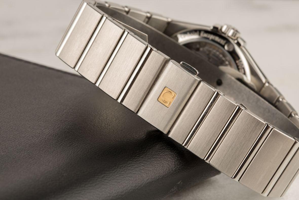 Omega ConstellationIntegrated Bracelet