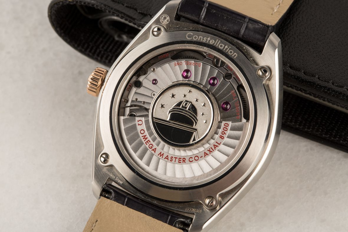 Omega ConstellationCo-Axial Movement Chronometer