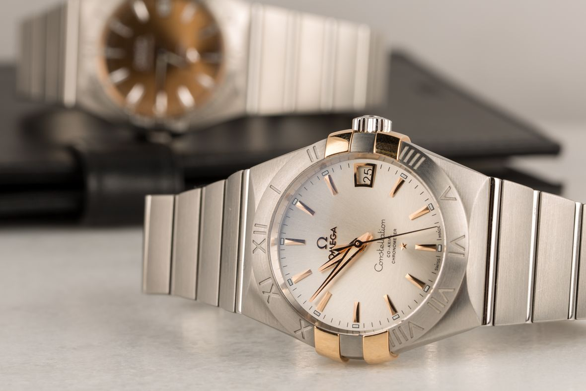 Omega ConstellationWatches